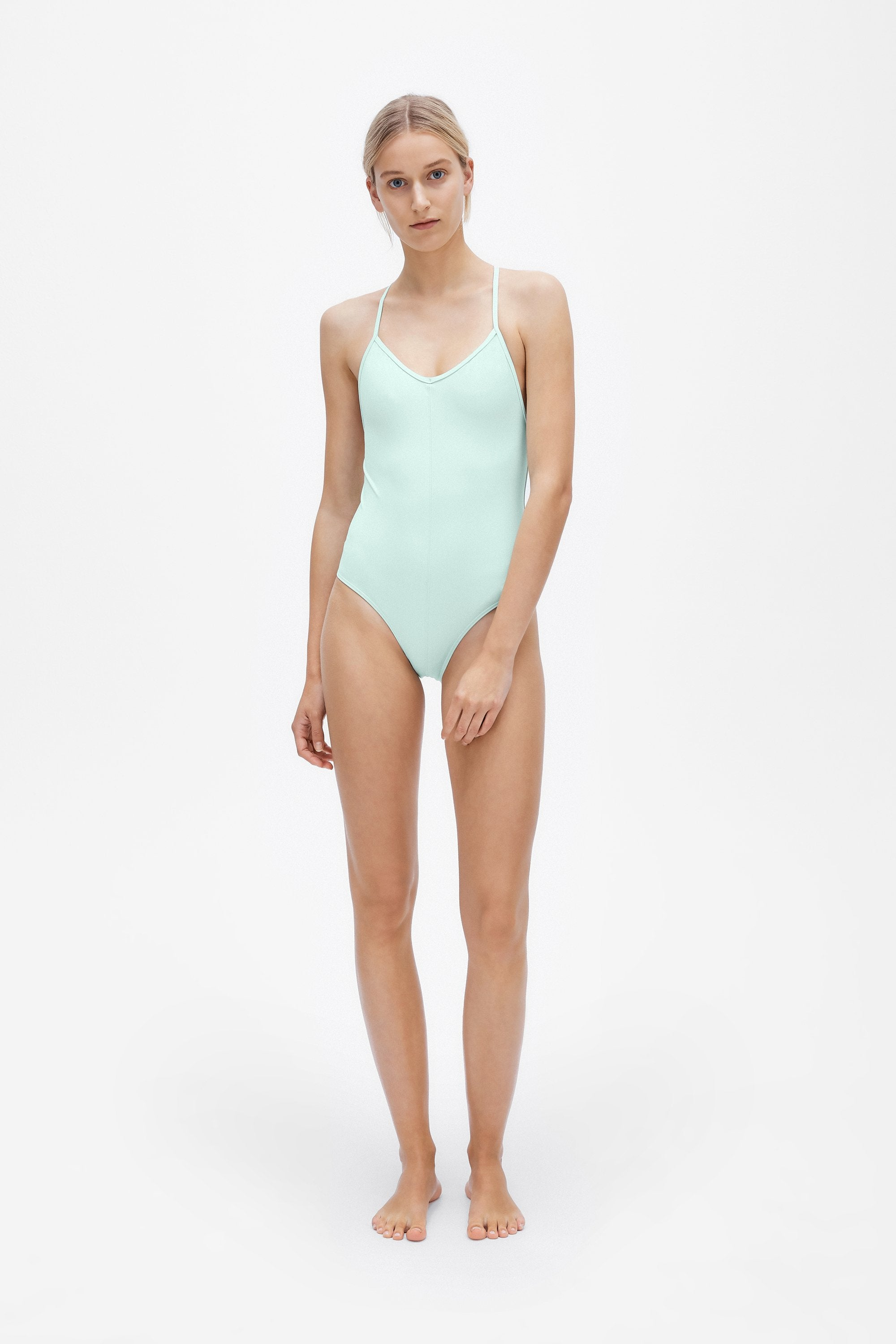 Georgia one-piece - Cool mint - Swim one piece - Her Line