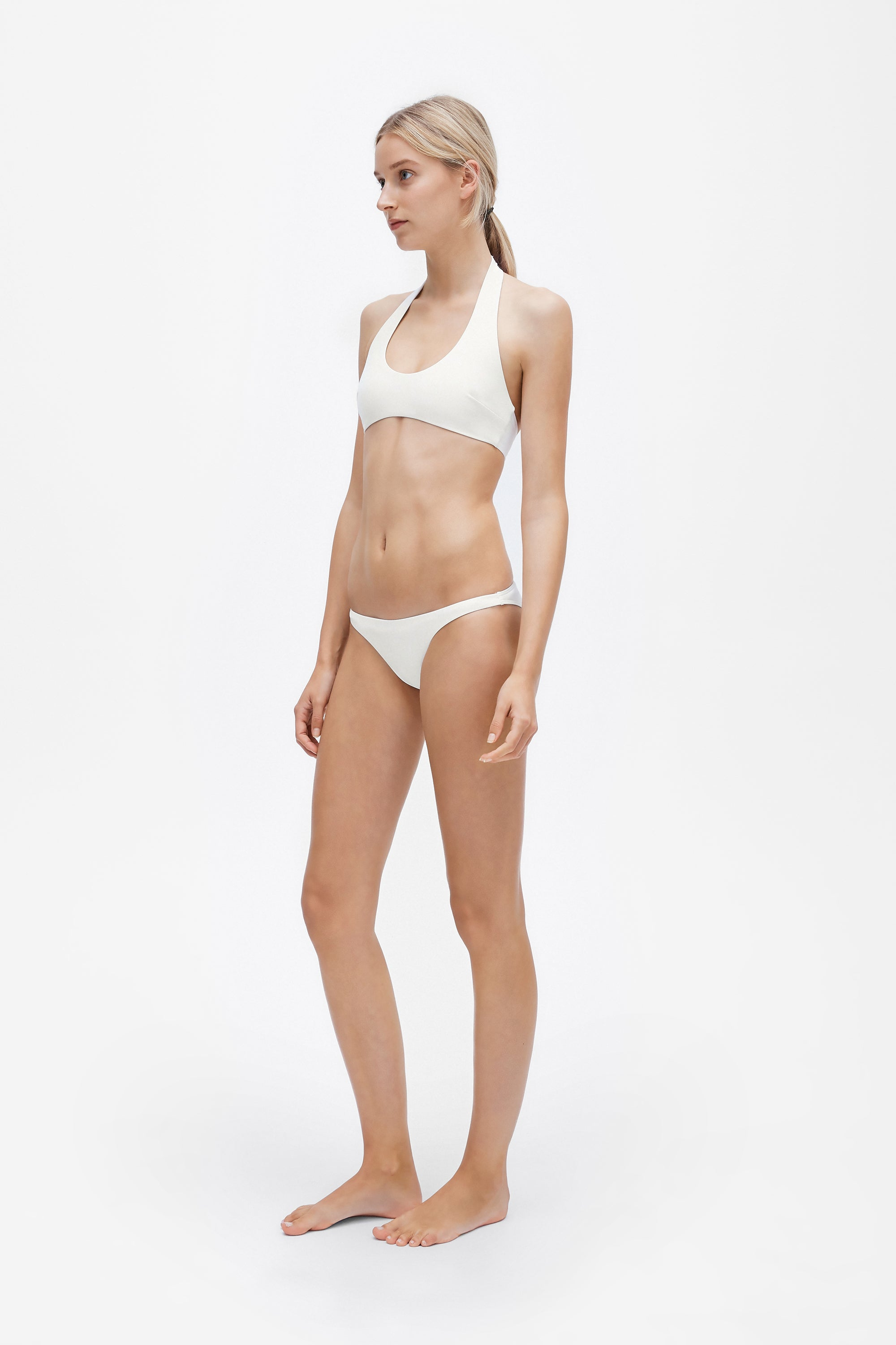 Tri brief - Milk white - Swim brief - Her Line