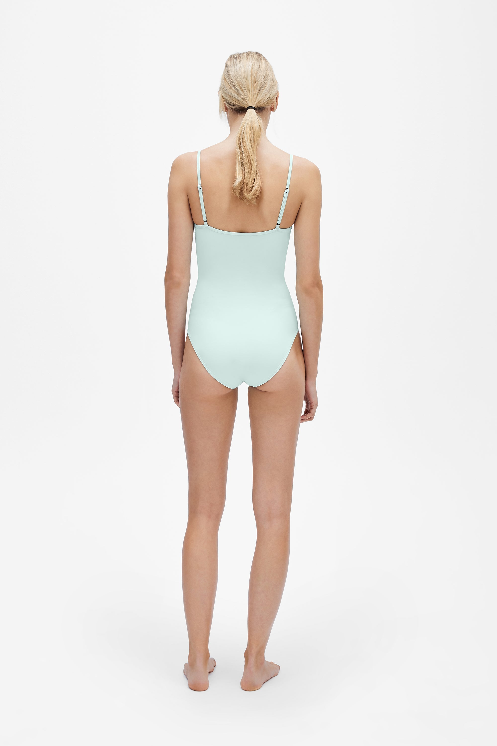 Sabine one-piece - Cool mint - Swim one piece - Her Line
