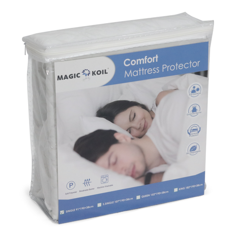 Magic Koil Comfort Mattress Protector
