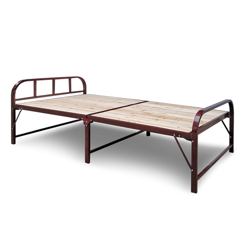 Joey Metal Bed Frame, Single (#FBCD-3)