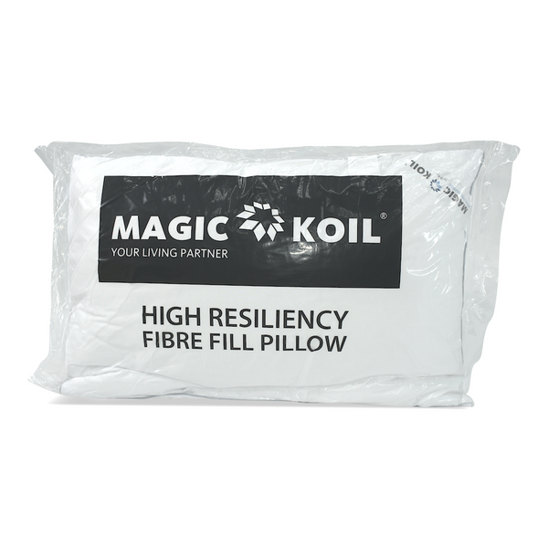 Magic Koil Fibre Fill Pillow