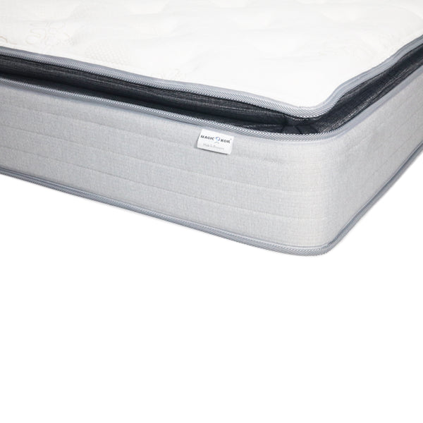1 Stock Offer: Magic Koil Pristine Natural Latex Hybrid Mattress (Queen)