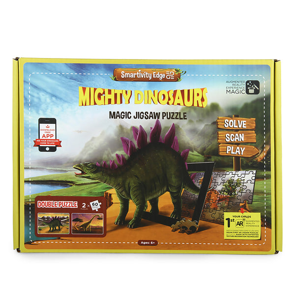Smartivity EDGE Mighty Dinosaurs Pack - Hire-it Technologies