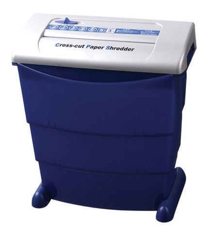 A4 Cross Cut Paper Shredder