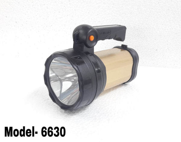 30 Watt Searchlight - LED Bulb - Rechargeable Search Light / Torch. (Model: HSL208 )