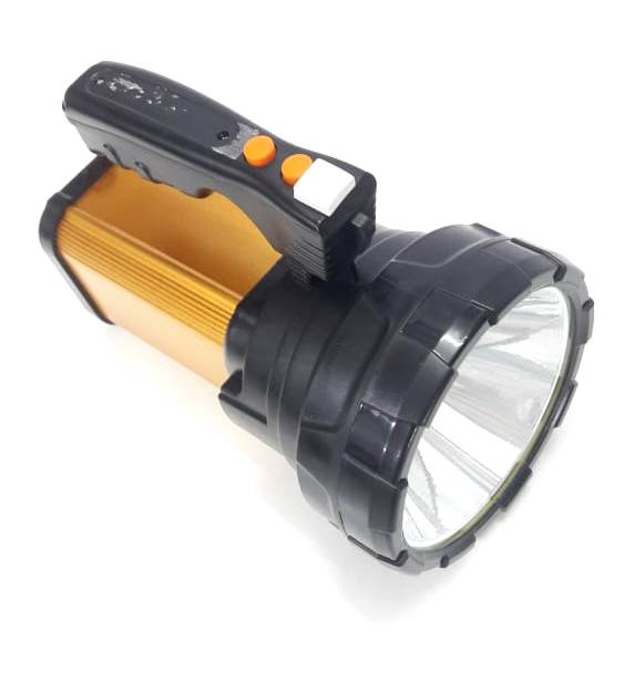 DL1 - LED 55 Watt - Long range Search Light /Handheld Torch - Hire-it Technologies