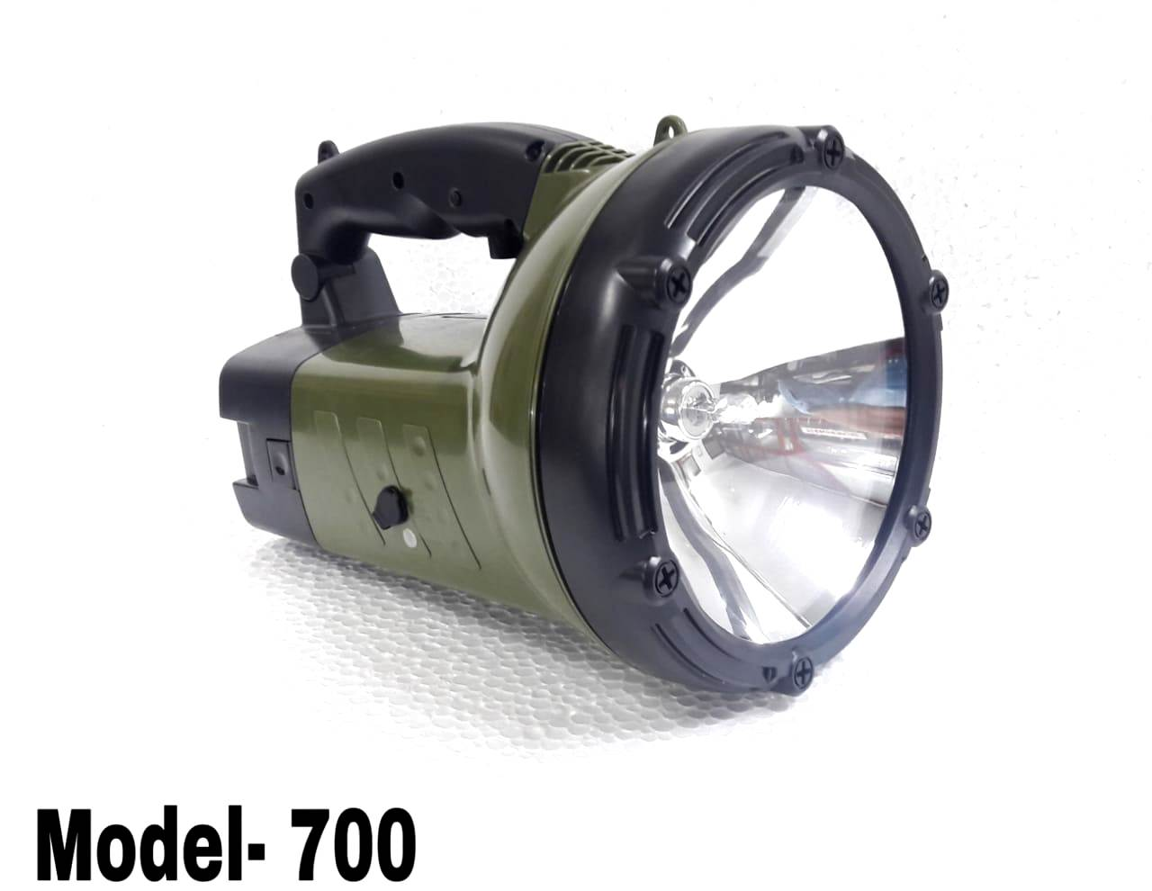 55 Watt Searchlight - LED Bulb - Rechargeable Search Light / Torch. (Model: HSL210 )