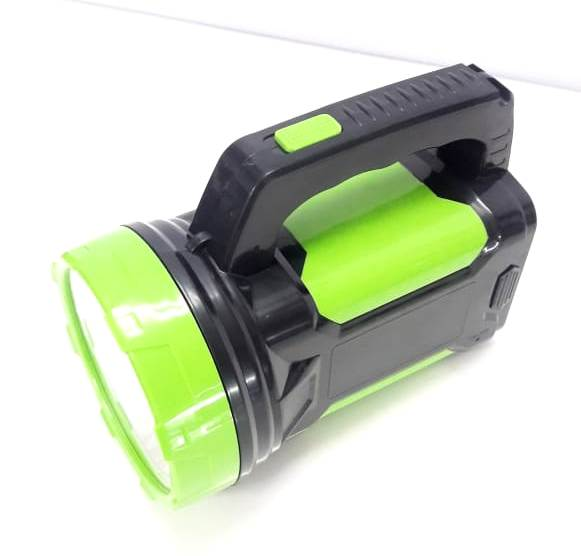 DL1 - LED 3 Watt Handheld Search Light / Emergency Light / Rechargeable Torch - Hire-it Technologies