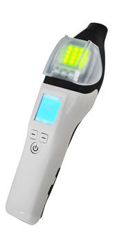 Portable Digital LCD Display Breathe Alcohol Detector - Police Use -  Model AT7000 - Hire-it Technologies