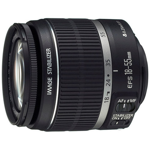 EF-S 18-55 MM 3.5-5.6 IS II CANON LENS - Hire-it Technologies