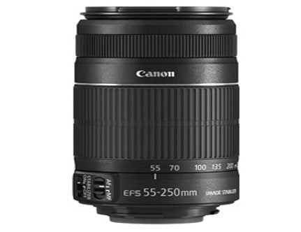EF-S 55-250 MM 4-5.6 IS II CANON LENS - Hire-it Technologies