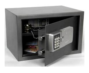 Electronic Safe with 0.7 Cubic Feet