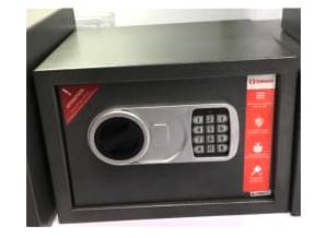 Electronic Safe with 1.7 Cubic Feet