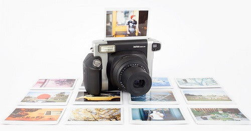 FUJIFILM INSTAX WIDE 300 INSTANT PHOTO CAMERA - Hire-it Technologies