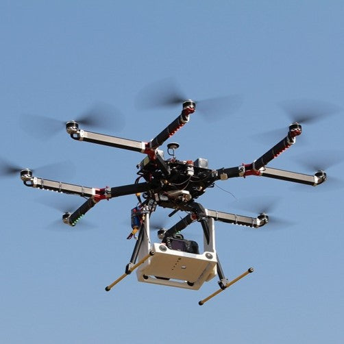 DRONE FOR PROFESSIONALS - Hire-it Technologies