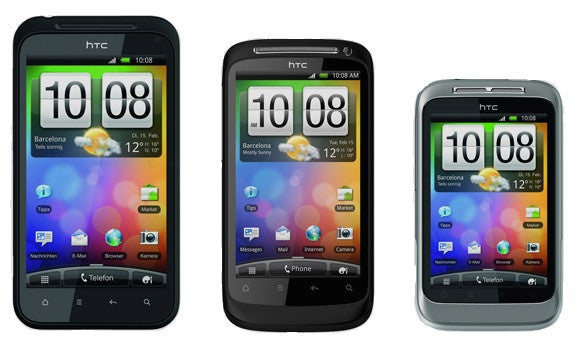 HTC MOBILES - Hire-it Technologies