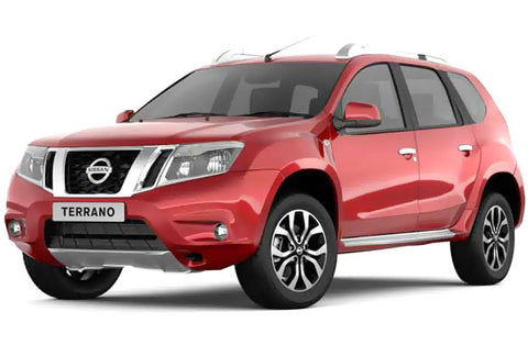 NISSAN TERRANO (Unlimited km,Online Deposit-Rs.7000)
