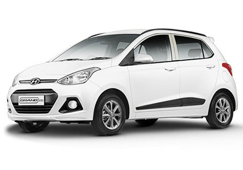 HYUNDAI i10 GRAND (Unlimited km,Online Deposit-Rs.7000)