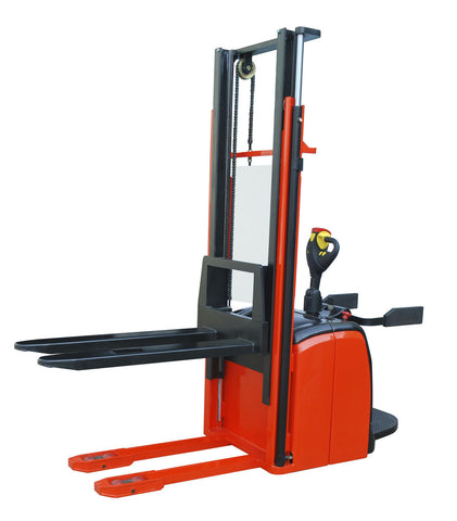Self-Lift and Electric Stacker