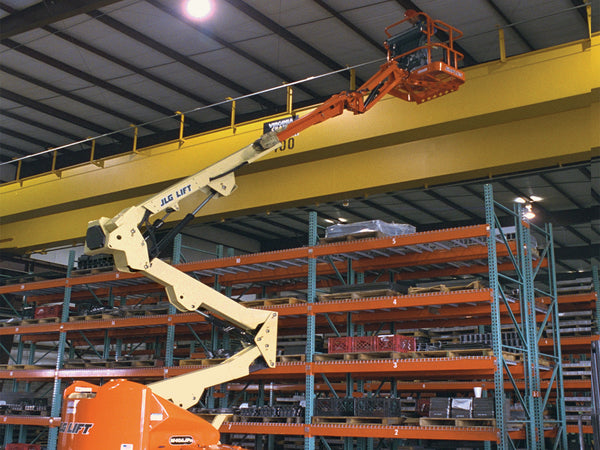 BATTERY OPERATED ARTICULATING BOOM LIFT - Hire-it Technologies