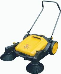 Manual Sweeper - Model 920F - Hire-it Technologies