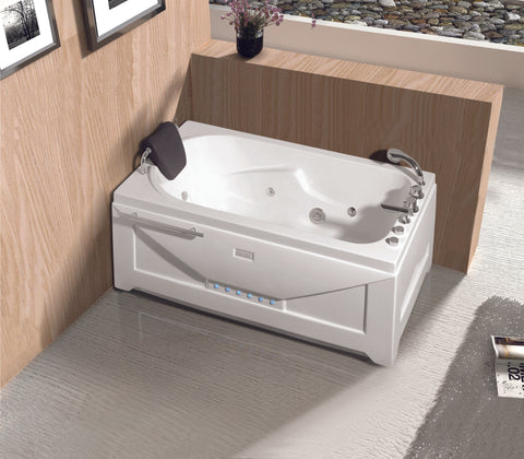 Massage Bathtub (With Jets) - 1 Person (Model: NG5501) - Hire-it Technologies