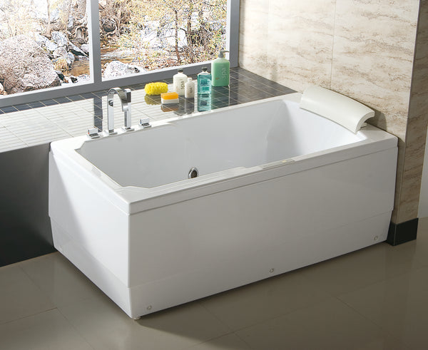 Massage Bathtub (With Jets) - 1 Person (Model: NG5510) - Hire-it Technologies