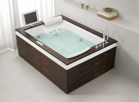 Massage Bathtub (With Jets) - 2 Person (Model: NG5512) - Hire-it Technologies