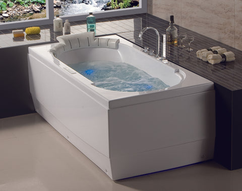 Massage Bathtub (With Jets) - 1 Person (Model: NG5520) - Hire-it Technologies