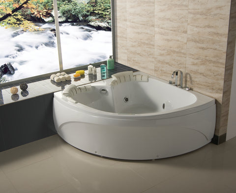 Massage Bathtub (With Jets) - 2 Person (Model: NG5522) - Hire-it Technologies