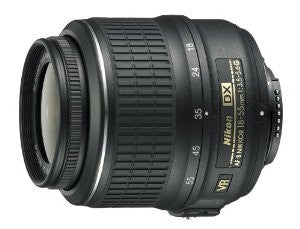 NIKON 18-55MM VR LENS - Hire-it Technologies
