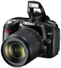 NIKON 90 DSLR CAMERA WITH 18-105MM LENS - Hire-it Technologies