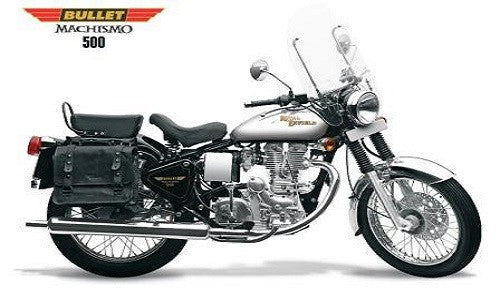 ROYAL ENFIELD BULLET 500 CC - Hire-it Technologies