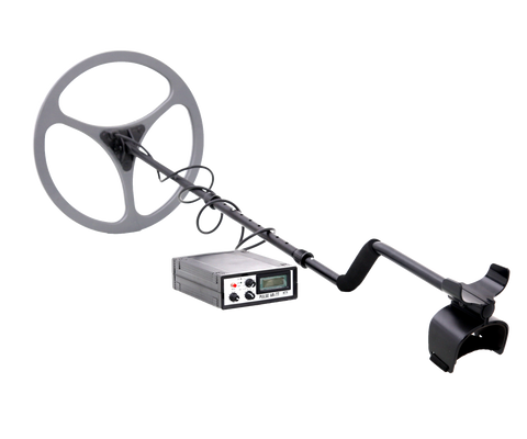 Sapper 2C Underground Gold/Treasure Hunter Metal Detector, Range 3 Meter, Detects Gold/Silver and Other Ferrous/Non-Ferrous Metals Separately (Model: 407) - Hire-it Technologies