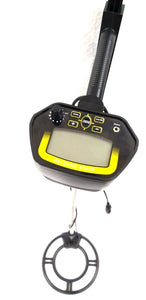 Sapper 4C - Underground Deep Search Metal Detector - Range 4 - 5 Meter Depth - Detects Gold, Silver (Ferrous/Non- Ferrous) Separately (Model: 410) - Hire-it Technologies