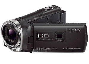 SONY HANDY CAMCORDER HDR PJ340 - Hire-it Technologies