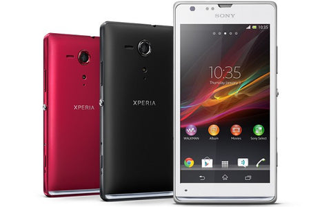Sony Tipo Xperia Z C Hire-it Rent