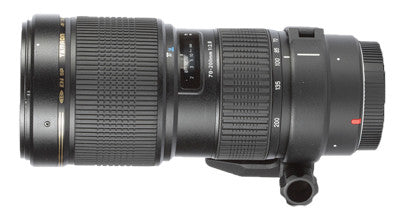 TAMRON FOR CANON - SP AF 70-200 MM F/2.8 DI LD (IF) LENS - Hire-it