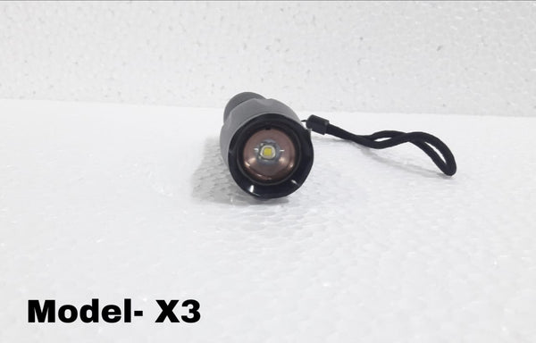 5 Watt Searchlight - LED Bulb - Search Light / Torch. (Model: HSL205 )