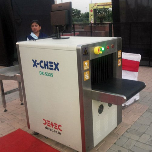 X-RAY BAGGAGE SCANNER - Hire-it  - 2
