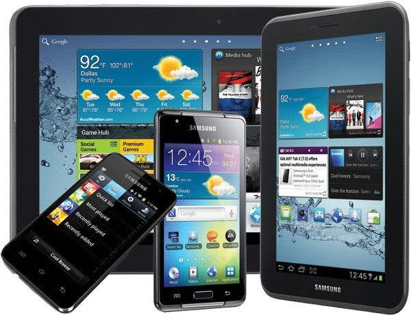 SAMSUNG GALAXY TABS - Hire-it Technologies
