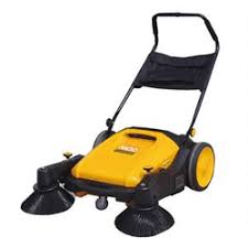 Manual Sweeper - Model 920A - Hire-it Technologies