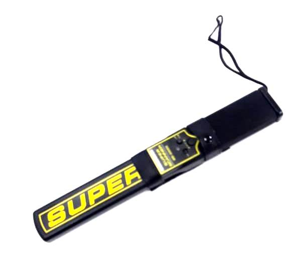 Hand Held Metal Detector - Matex - D Discrim - Discriminate between Ferrous and Non-Ferrous Metals - Hire-it Technologies