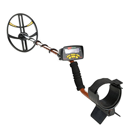 Sapper 4A - Underground Deep Search Metal Detector - Range 4-5 Meter- Detects Gold, Silver (Ferrous/Non- Ferrous) Separately (Model: 403) - Hire-it Technologies