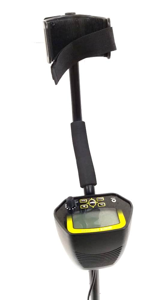 Sapper 4F - Underground Deep Search Metal Detector - Range 2 to 3 Meter Depth - Detects Gold, Silver (Ferrous/Non- Ferrous) Separately (Model: 411) - Hire-it Technologies