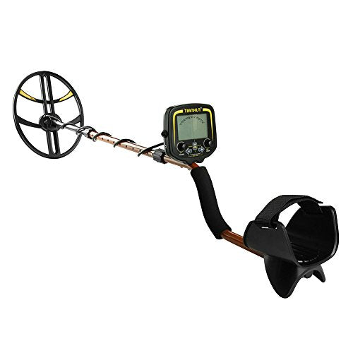 Sapper 4B - Underground Deep Search Metal Detector - Range 3 Meter Approx Depth - Detects Gold, Silver (Ferrous/Non- Ferrous) Separately (Model: 406) - Hire-it Technologies