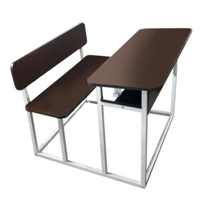 CLASSROOM DESKING/SEATING WITH SHELF/STORAGE UNDER DESK