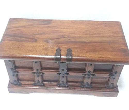 Ethnic Style Wooden Sandook (Model: 166) - Hire-it Technologies