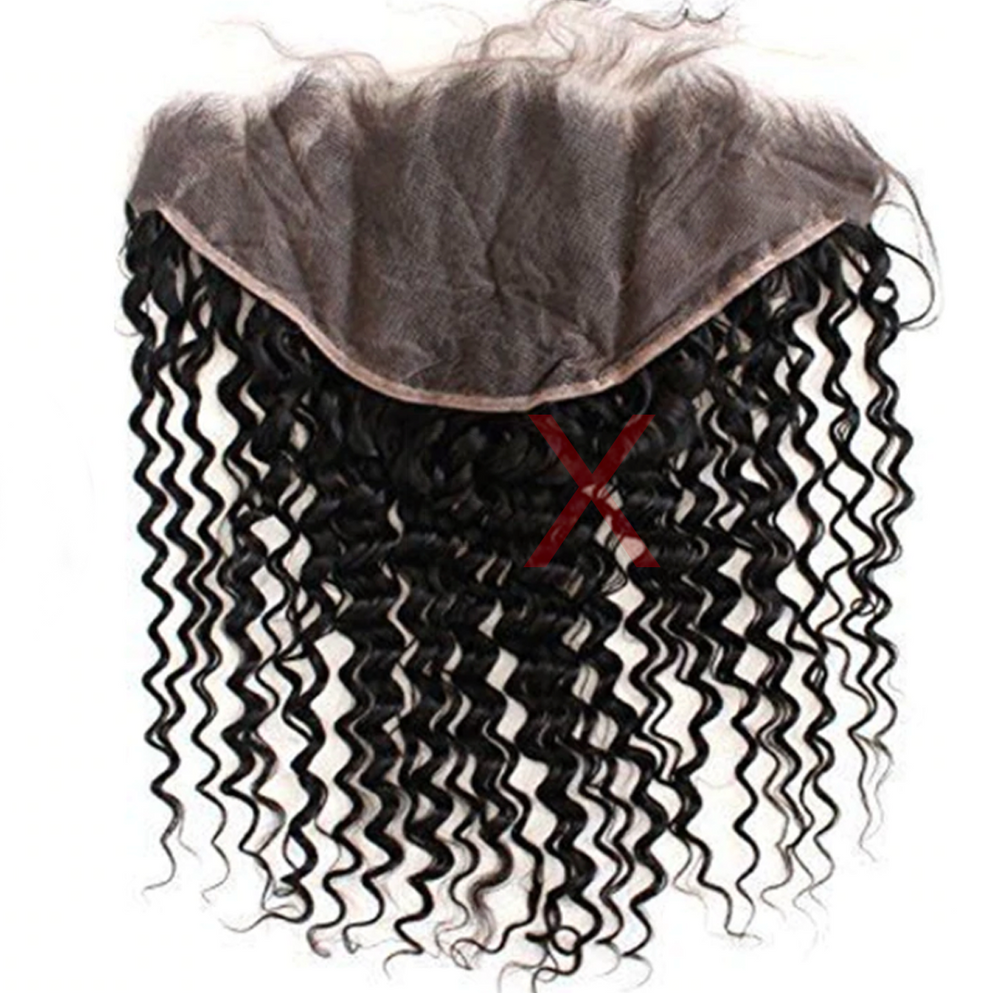 FRONTALS - 13 X 6 - INDIAN CURLY